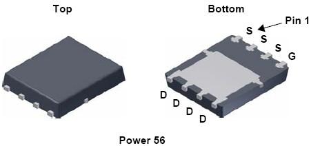 2mΩ(典型值)vgs=10vid=50a低fomrds(on)*qg低向恢复电荷