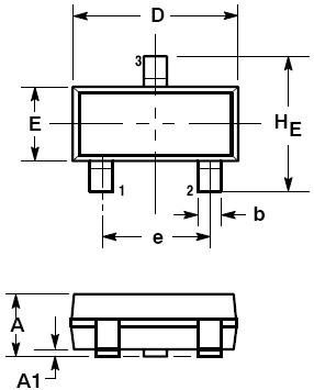 on 安森美 双极晶体管 达林顿晶体管  技术特性 low rds(on) provides