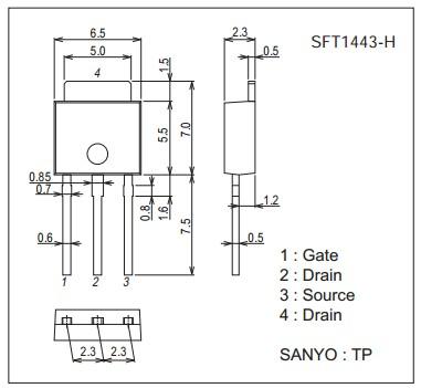 tl-sf2008接线图