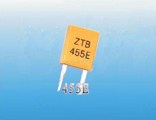 375KHz~1250KHz  插入式陶瓷谐振器