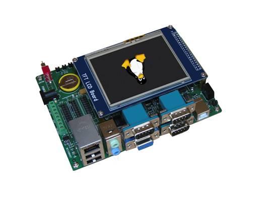 AT91SAM9261-D 开发平台