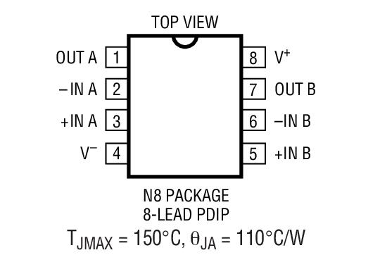 ltc1051  quad precision zero