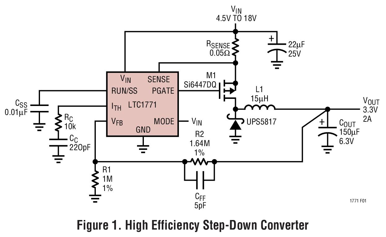 linear 凌力尔特 电源管理 开关稳压器 降压型稳压器 微功率降压 >