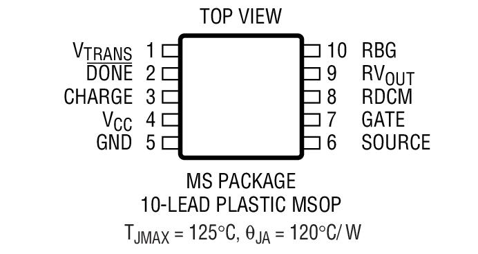 可对任何容量的电容器进行充电 易于调节的输出电压 可驱动高电流