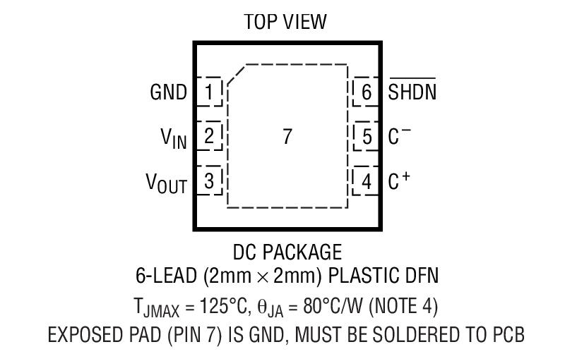 ltc3240  2 5v step step dc