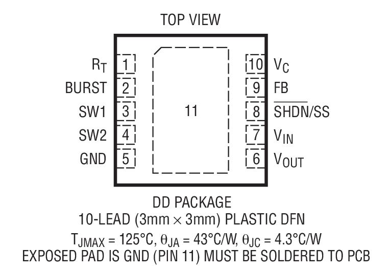 LTC3530 是一款宽 VIN 范围、高效率、固定频率、降压-升压型 DC/DC 转换器,可在输入电压高于、低于或等于输出电压的条件下运作。该 IC 所采用的拓扑结构可通过所有操作模式提供一个连续转换功能,从而使得该产品非常适合于输出电压处于电池电压范围内的单节锂离子电池、两节碱性电池或镍氢 (NiMH) 电池应用。 LTC3530 的引脚与 LTC3440 降压-升压型 DC/DC 转换器兼容,但增加了可设置自动突发模式操作功能,并把VIN/VOUT 范围扩展至 1.
