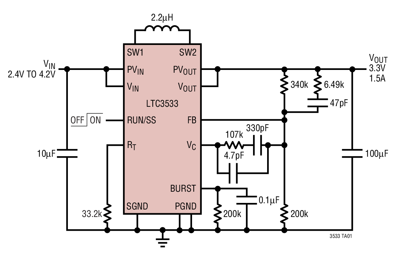how to build a boost converter
