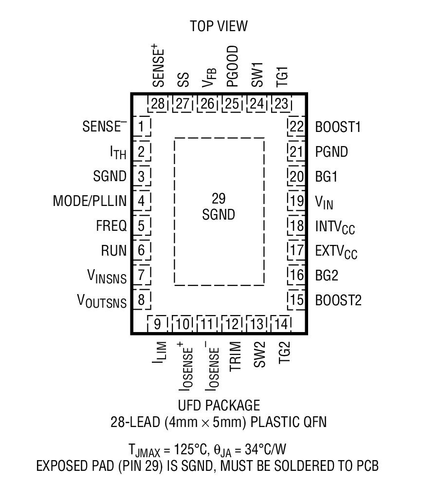 ltc3789 - 高效率,同步,四开关降压-升压型控制器