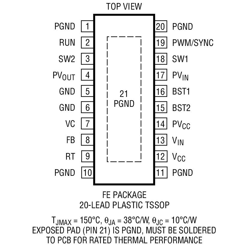 ltc3115-1  dc converter