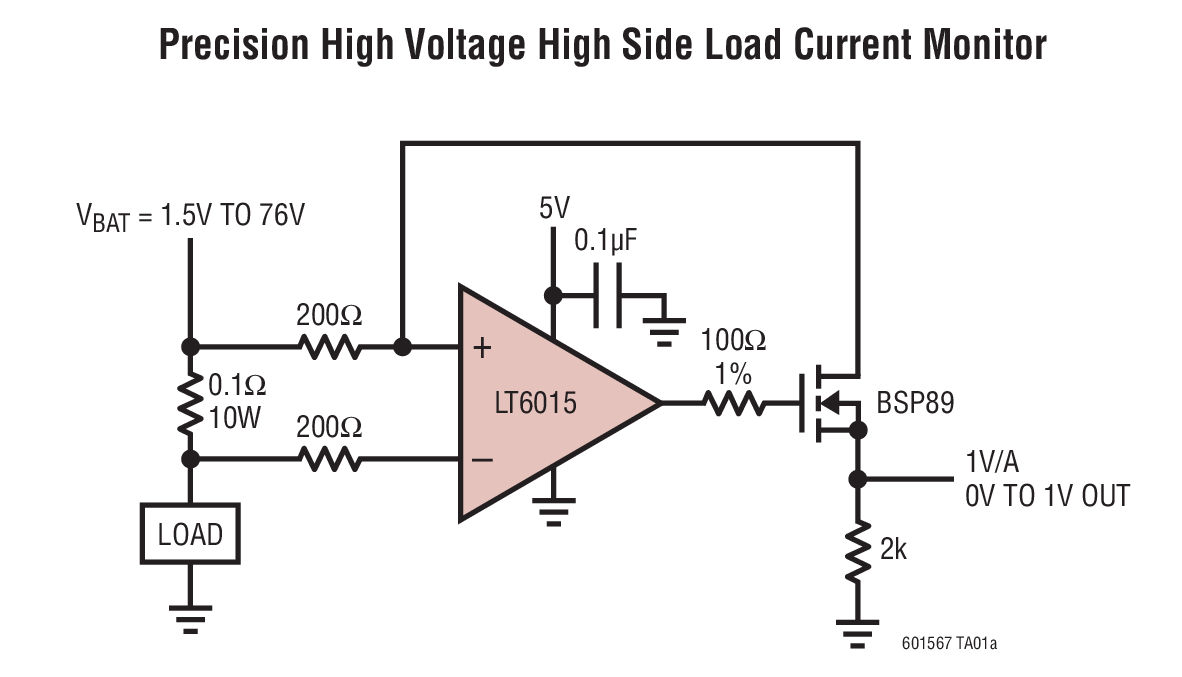 Low Power Dual Op Amp Usamusclecars Lm358n Lowpower Opamp With Input Bias Current Lt6016 Typical Application Image Lm358 Operational Amplifier