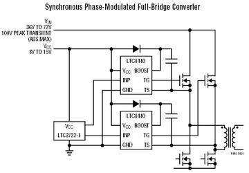 ltc4440 高速,高电压,高端栅极驱动器