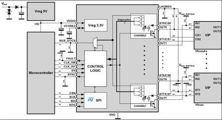 pd780电路原理框图