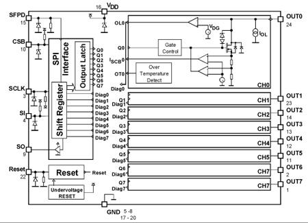 电路 电路图 电子 原理图 450_325