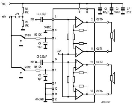电路 电路图 电子 原理图 450_359