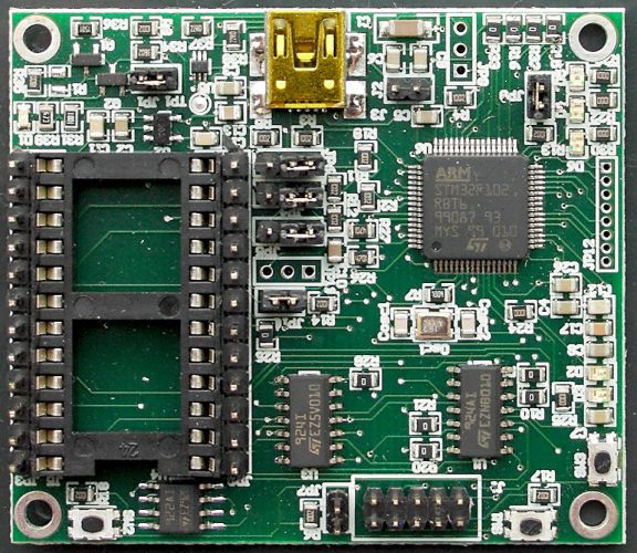 steval-mki109v1 stm32-basedmemsmotherboardcompatiblewithallstm